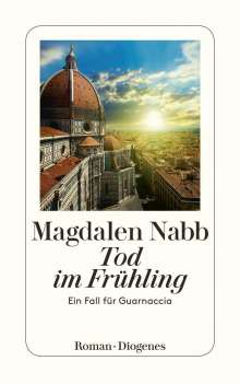 Magdalen Nabb: Tod im Frühling, Buch