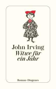 John Irving: Witwe für ein Jahr, Buch