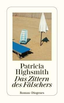 Patricia Highsmith: Das Zittern des Fälschers, Buch