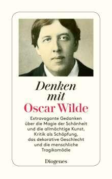 Oscar Wilde: Denken mit Oscar Wilde, Buch