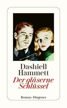 Dashiell Hammett: Der gläserne Schlüssel, Buch
