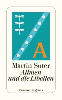 Martin Suter: Allmen und die Libellen, Buch