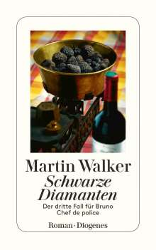 Martin Walker: Schwarze Diamanten, Buch