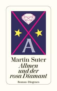 Martin Suter: Allmen und der rosa Diamant, Buch