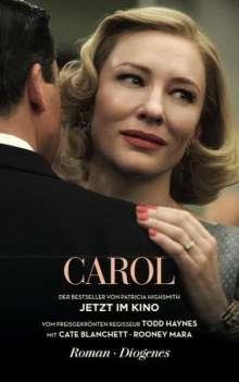 Patricia Highsmith: Carol oder Salz und sein Preis, Buch