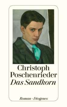 Christoph Poschenrieder: Das Sandkorn, Buch