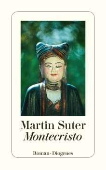 Martin Suter: Montecristo, Buch