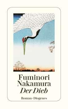 Fuminori Nakamura: Der Dieb, Buch