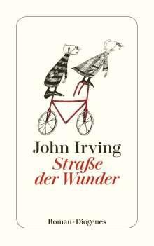 John Irving: Straße der Wunder, Buch
