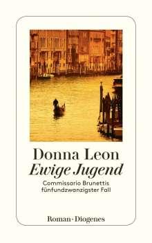 Donna Leon: Ewige Jugend, Buch