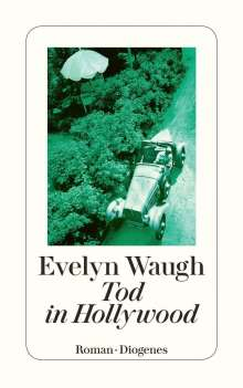 Evelyn Waugh: Tod in Hollywood, Buch
