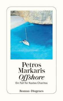 Petros Markaris: Offshore, Buch