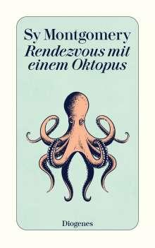 Sy Montgomery: Rendezvous mit einem Oktopus, Buch
