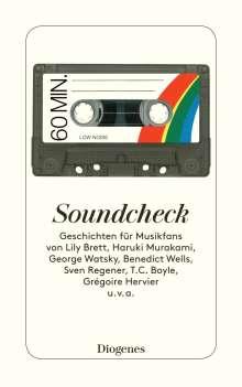 Soundcheck, Buch