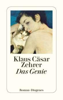 Klaus Cäsar Zehrer: Das Genie, Buch