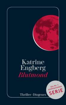 Katrine Engberg: Blutmond, Buch
