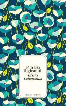 Patricia Highsmith: Elsies Lebenslust, Buch