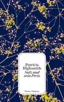 Patricia Highsmith: Salz und sein Preis, Buch