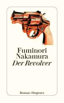 Fuminori Nakamura: Der Revolver, Buch