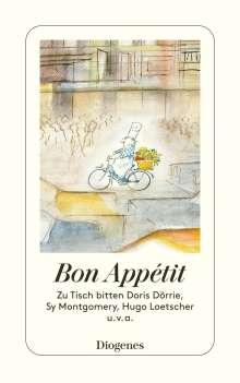 Bon Appétit, Buch