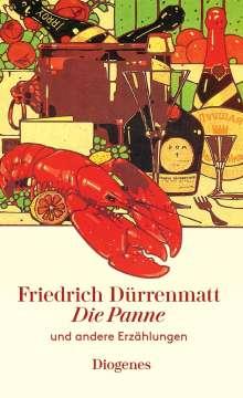 Friedrich Dürrenmatt: Die Panne, Buch