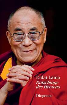 Dalai Lama: Ratschläge des Herzens, Buch