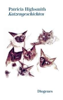 Patricia Highsmith: Katzengeschichten, Buch