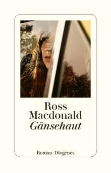 Ross Macdonald: Gänsehaut, Buch