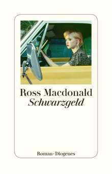 Ross Macdonald: Schwarzgeld, Buch