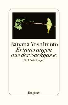 Banana Yoshimoto: Erinnerungen aus der Sackgasse, Buch