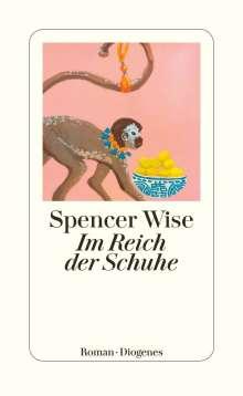 Spencer Wise: Im Reich der Schuhe, Buch