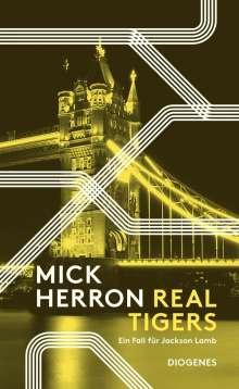 Mick Herron: Real Tigers, Buch