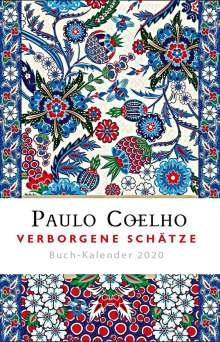 Paulo Coelho: Verborgene Schätze - Buch-Kalender 2020, Buch