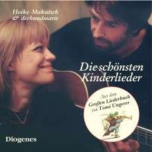 Heike Makatsch - Die schönsten Kinderlieder, CD