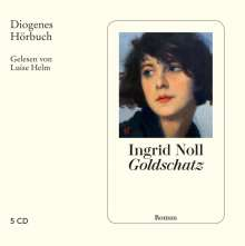 Ingrid Noll: Goldschatz, 5 CDs
