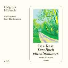 Bas Kast: Das Buch eines Sommers, 4 CDs