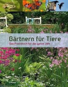 Adrian Thomas: Gärtnern für Tiere, Buch