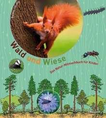 Bärbel Oftring: Wald und Wiese, Buch