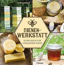 Kim Lehman: Bienen-Werkstatt, Buch