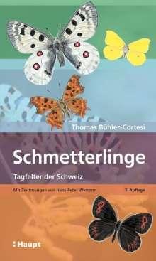 Thomas Bühler-Cortesi: Schmetterlinge, Buch