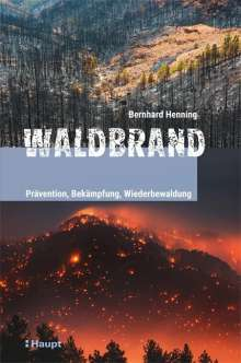 Bernhard Henning: Waldbrand, Buch