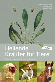 Cäcilia Brendieck-Worm: Heilende Kräuter für Tiere, Buch