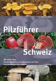 Markus Flück: Pilzführer Schweiz, Buch