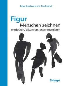 Peter Boerboom: Figur: Menschen zeichnen, Buch