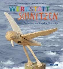 Antje Rittermann: Werkstatt Schnitzen, Buch