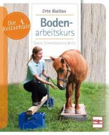 Urte Biallas: Bodenarbeitskurs, Buch