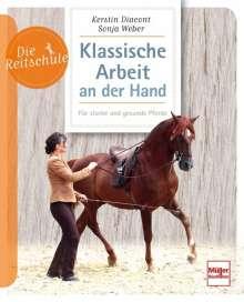 Kerstin Diacont: Klassische Arbeit an der Hand, Buch