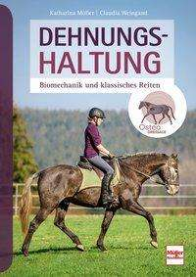 Katharina Möller: Dehnungshaltung, Buch
