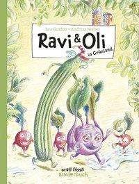 Lea Guidon: Ravi & Oli in Grünland, Buch