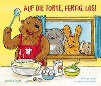 Hans-Christian Schmidt: Auf die Torte, fertig, los!, Buch